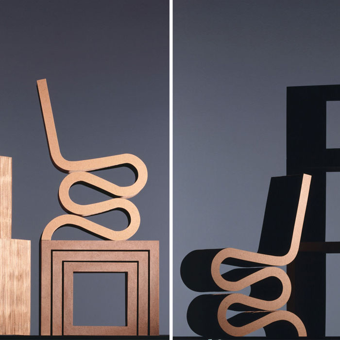 Raumgestaltung Ideen Basteln mit Papprollen DIY Ideen Deko Ideen Innendesigner lampe möbel aus pappe bettgestell33