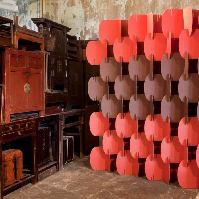 ber kologische nachhaltigkeit basteln mit pappe und. Black Bedroom Furniture Sets. Home Design Ideas