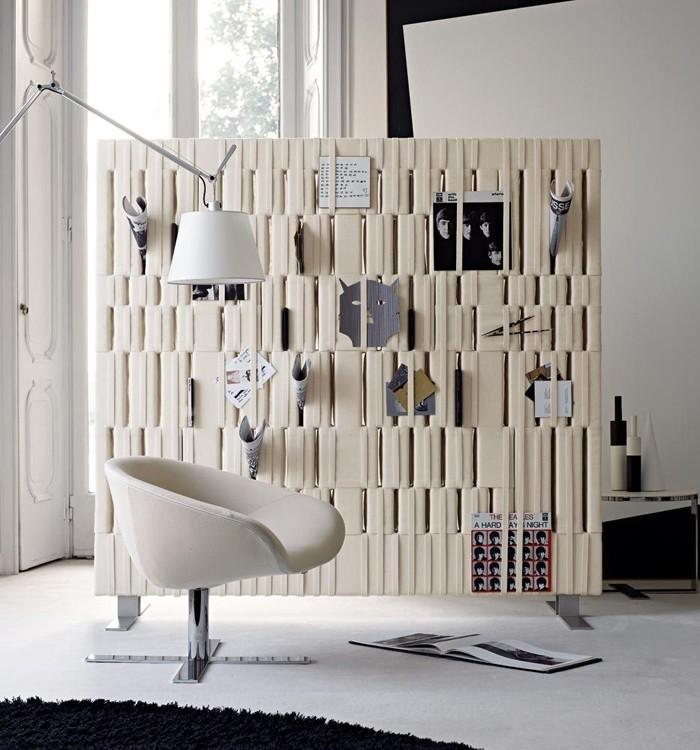 Raumgestaltung Ideen Basteln mit Papprollen DIY Ideen Deko Ideen Innendesigner lampe möbel aus pappe bettgestell45