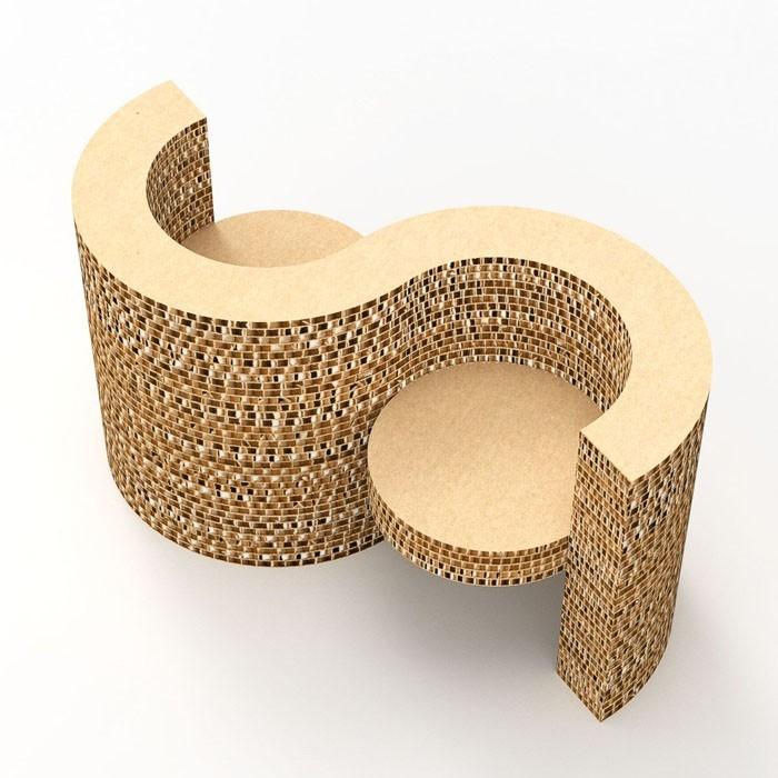 Möbel Aus Pappe über ökologische nachhaltigkeit basteln mit pappe und kartonmöbel