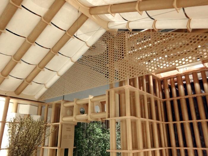 Raumgestaltung Ideen Basteln mit Papprollen DIY Ideen Deko Ideen Innendesigner möbel aus pappe recycling ideen.5.jpg