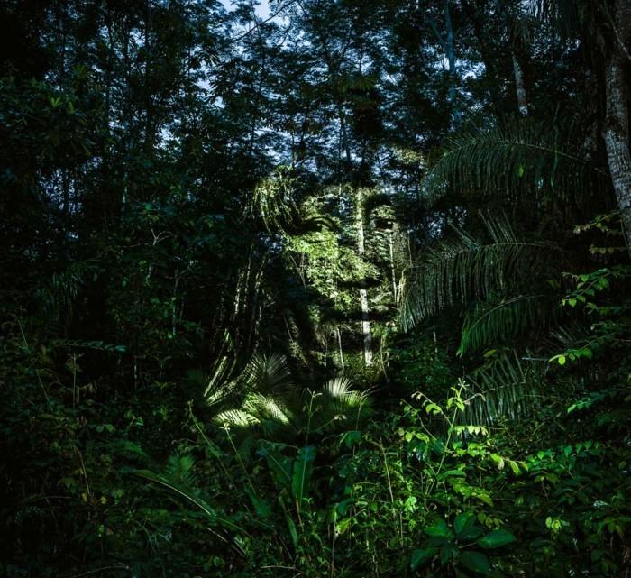amazon gesichter