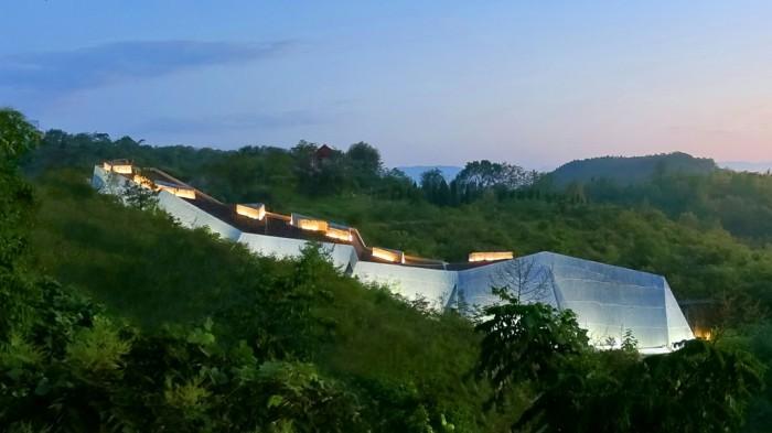 architekturstile geologisches museum