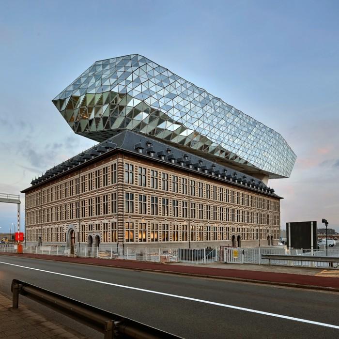 architekturstile moderner bau