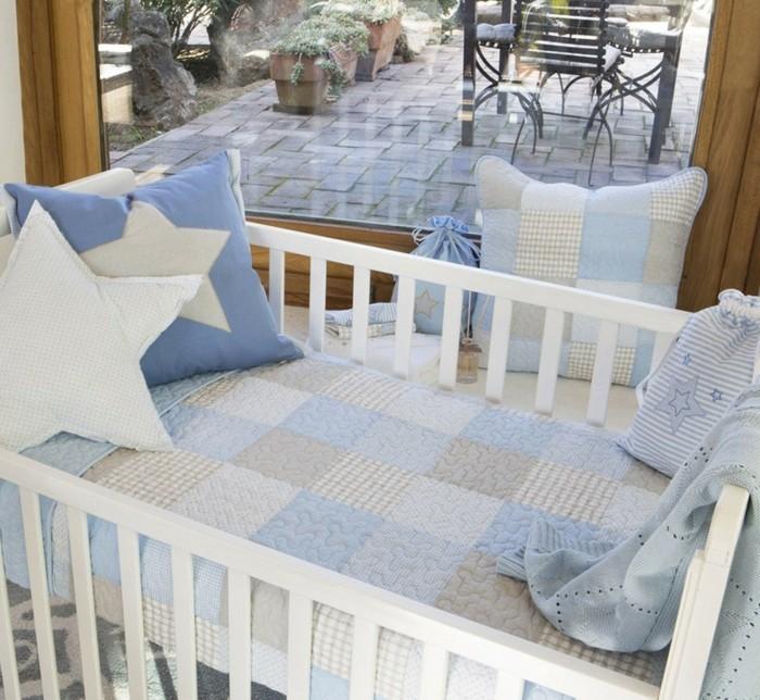 babybettwäsche-textura-heimtextilien-babybett-weiss-steren-kissenbezüge-bettlacken-tagesdecke