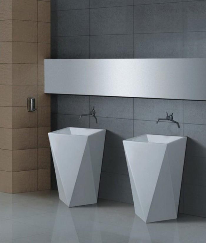 Ideen Minimalismus Und Natürlichkeit Im Badezimmer 2018: Wenn Badezimmer Gestalten, Dann Richtig