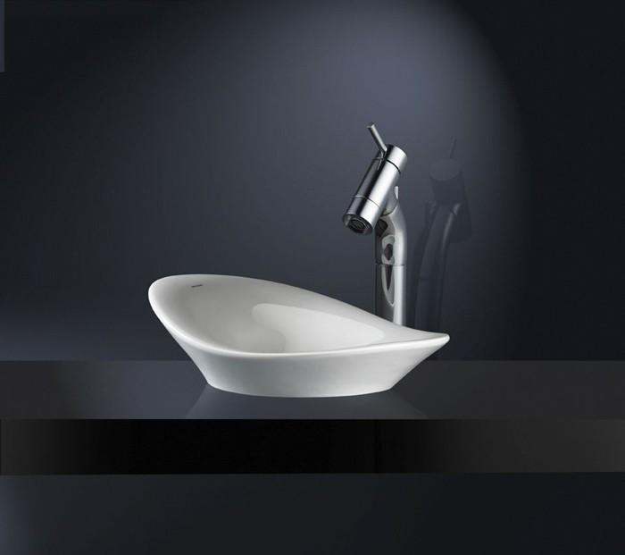 badezimmer gestalten designer waschbecken13
