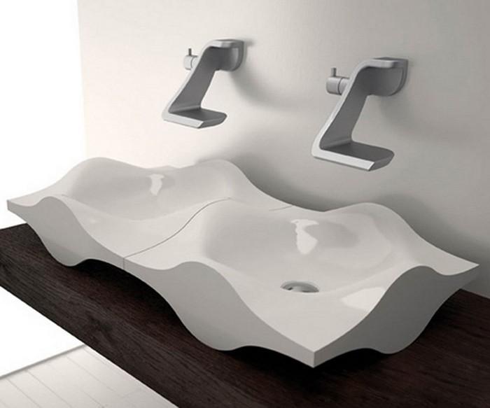 badezimmer gestalten designer waschbecken24