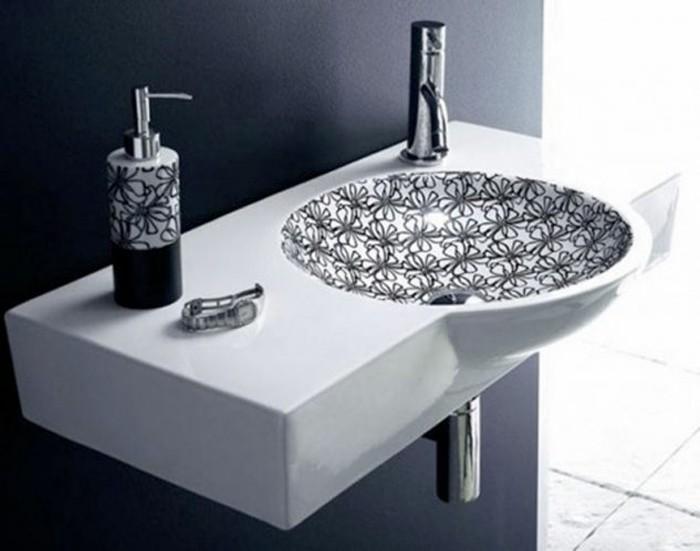 badezimmer gestalten designer waschbecken9