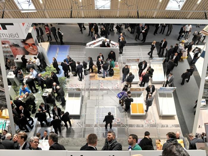 baumesse münchen bau 2017 highlights baumaterialien bodenbeläge dachfenster