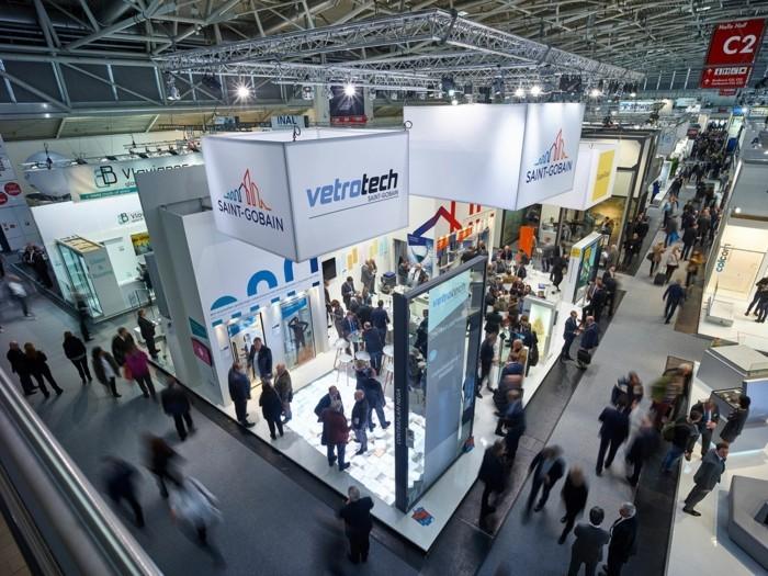baumesse münchen bau 2017 highlights baumaterialien messegelände