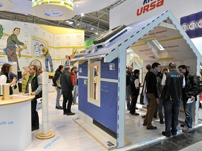 baumesse münchen bau 2017 highlights bauunternehmer architekten innovationen