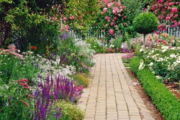 biogarten richtig pflegen
