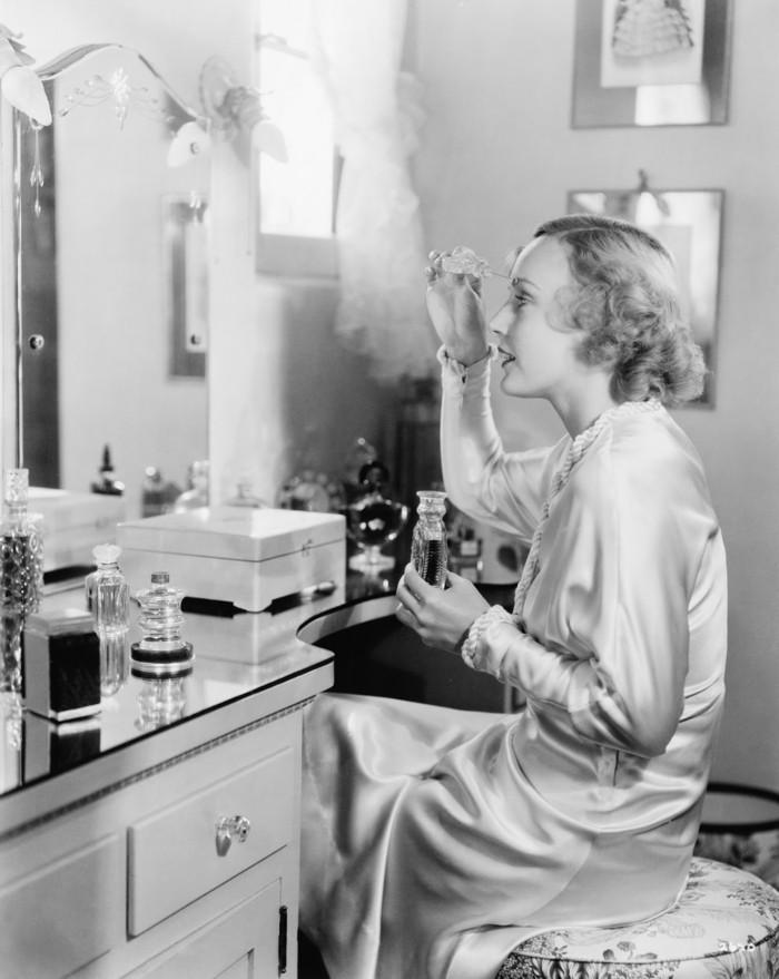damen parfum vintage