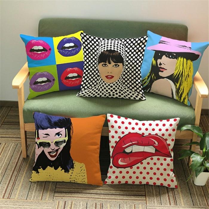 dekoration pop art