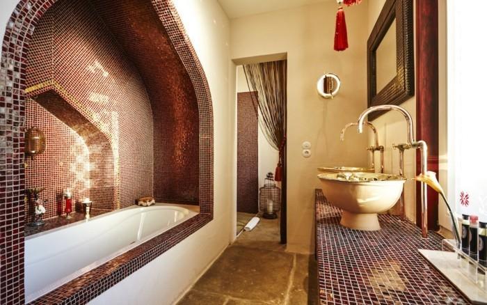 design tausendundeinenacht badezimmer