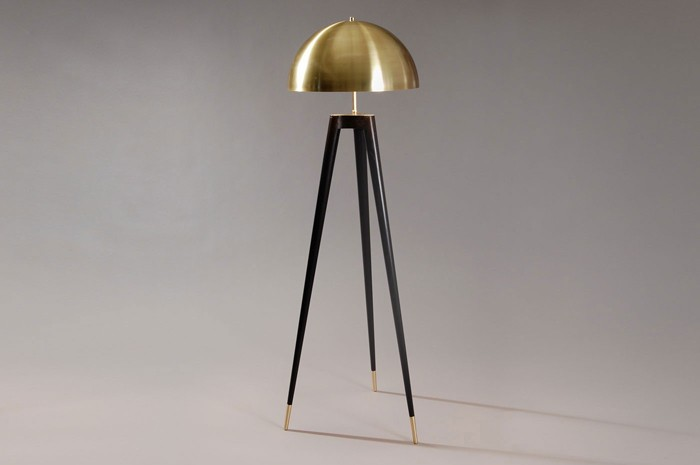 Stehlampe Klassiker Von Arne Jacobsen Foto Louis Poulsen Designer