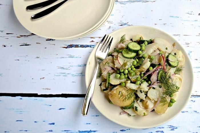 dill salat fruehling