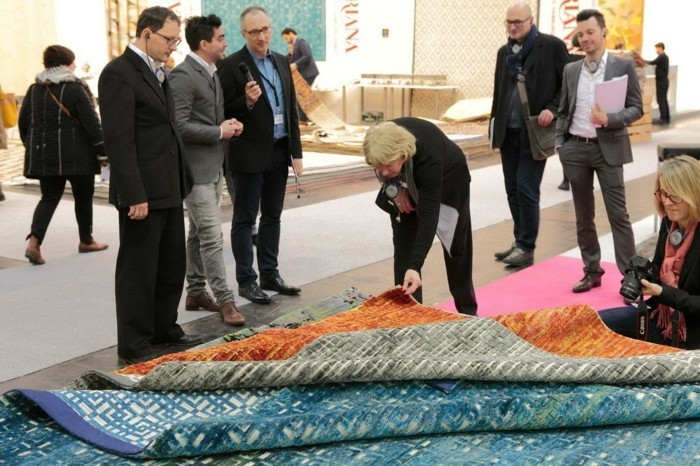 domotex 2017 fachmesse teppiche hand gemacht