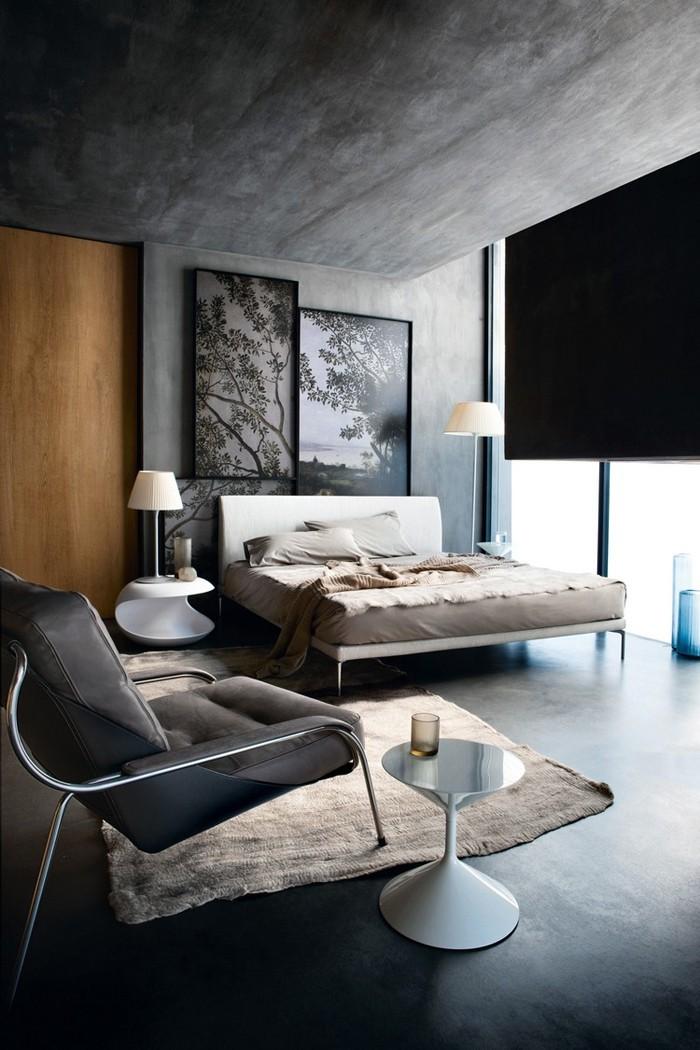 einrichtungsbeispiele 50 graustufen wohnideen design ideen gestaltungsideen in grau16