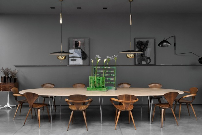 einrichtungsbeispiele 50 graustufen wohnideen design ideen gestaltungsideen in grau42