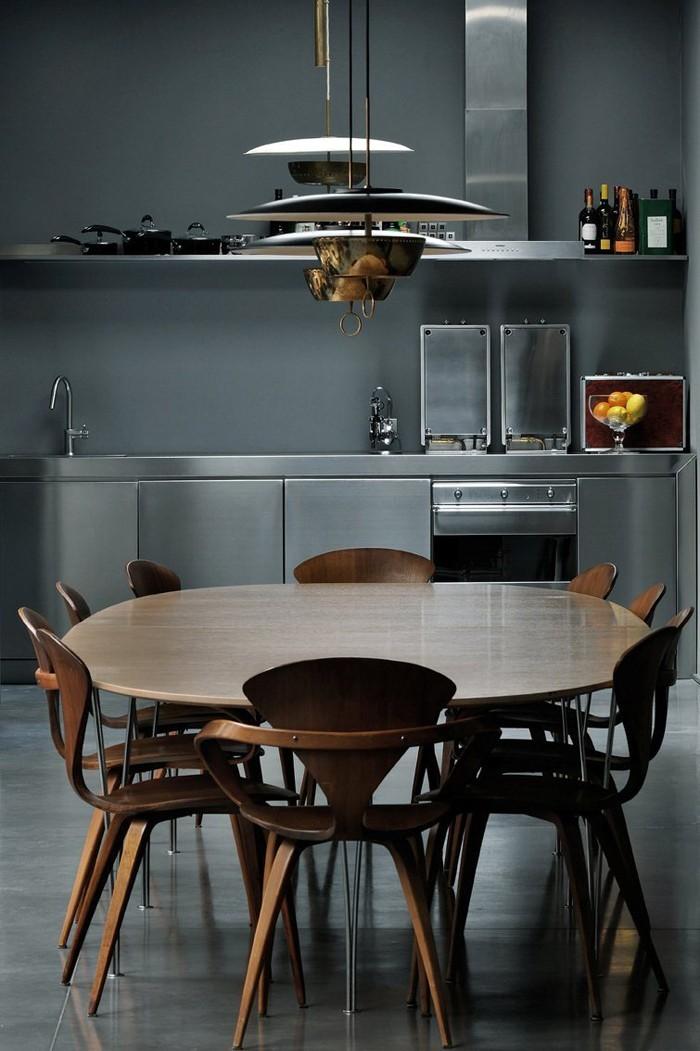 einrichtungsbeispiele 50 graustufen wohnideen design ideen gestaltungsideen in grau45