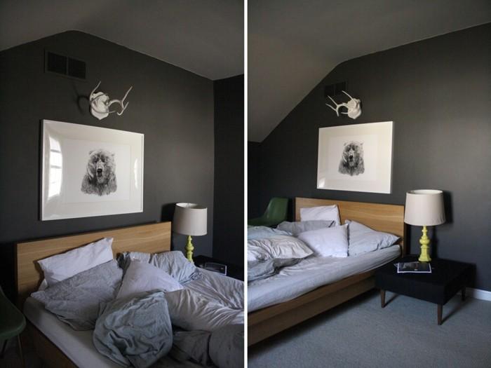 einrichtungsbeispiele 50 graustufen wohnideen design ideen gestaltungsideen in grau46