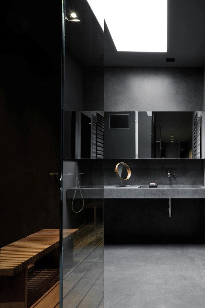 einrichtungsbeispiele 50 graustufen wohnideen design ideen gestaltungsideen in grau48