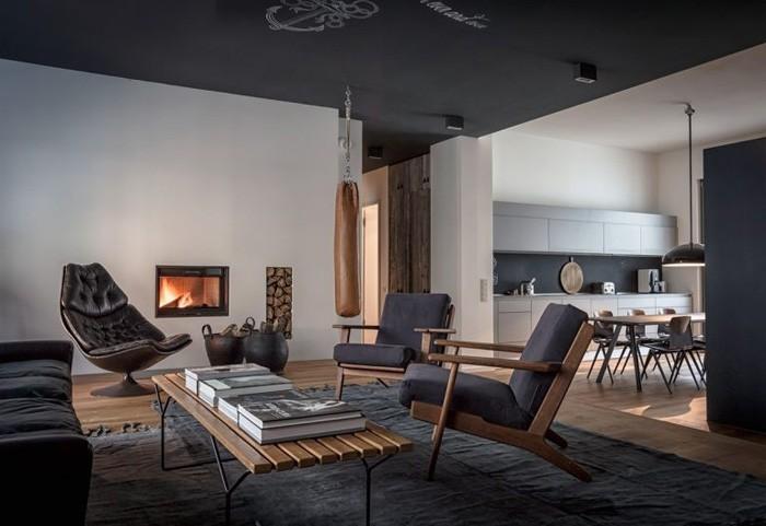 einrichtungsbeispiele 50 graustufen wohnideen design ideen gestaltungsideen in grau