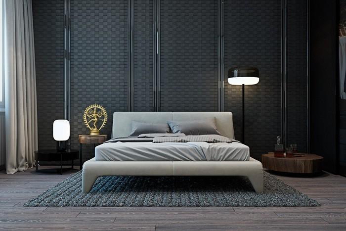 einrichtungsbeispiele 50 graustufen wohnideen design ideen gestaltungsideen in grau8
