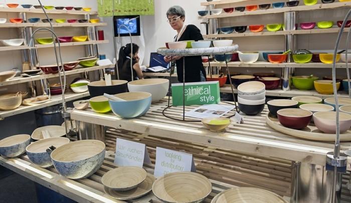 2016 Ambiente einrichtungstrends ethical style porzellan keramik geschirr