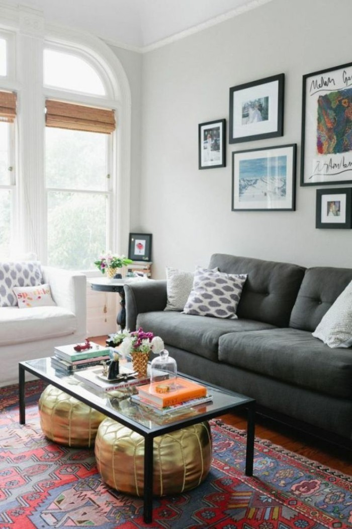 Eklektische Wohnung Loft Charakter Eklektische Wohnung Mit Loft