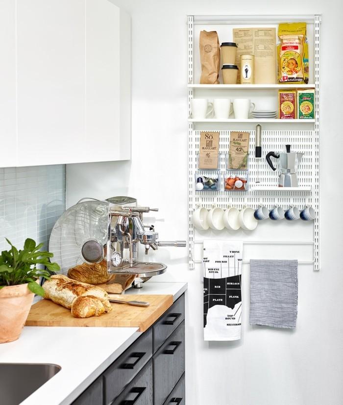 elfa aufbewahrungssysteme regalsysteme küchenregale wandregale