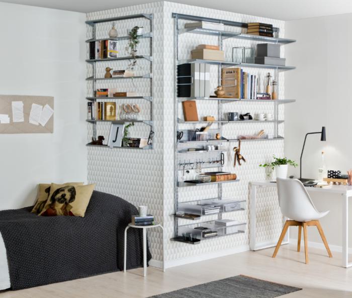 elfa aufbewahrungssysteme f r eine nachhaltige ordnung zu. Black Bedroom Furniture Sets. Home Design Ideas