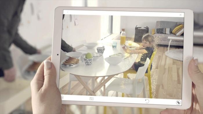 erweiterte realität ar augmented reality app ikea 2017 kollektion