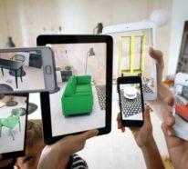 Ikea neuer Katalog und die erweiterte Realität