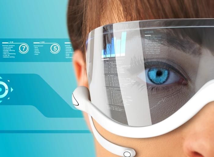 erweiterte realität ar brille agmented reality virtual reality