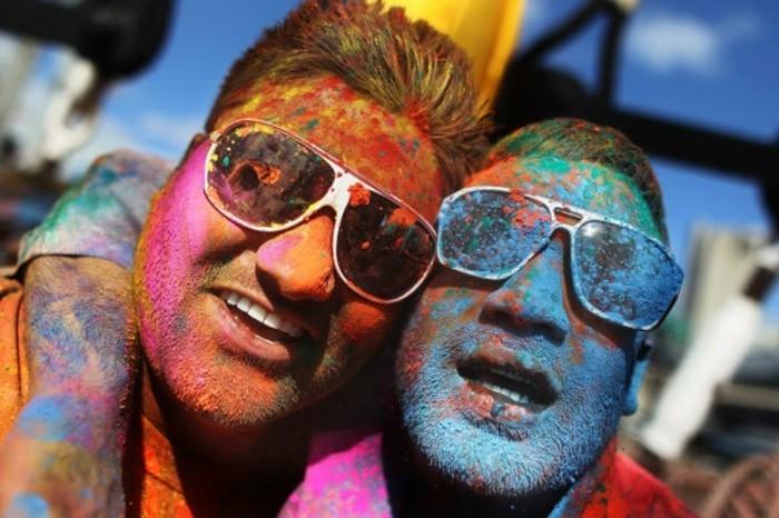 farben festival begehen fest