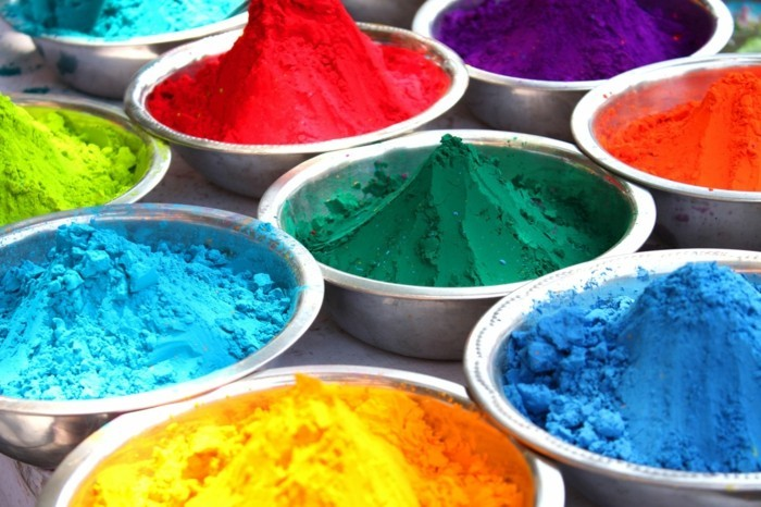 farben festival farbenpulver