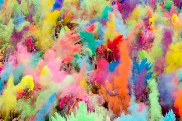 farben festival geniessen