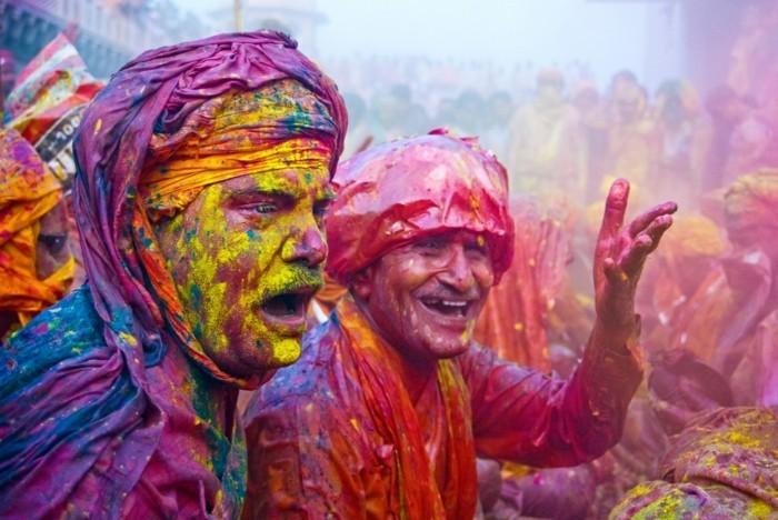 holi farben festival