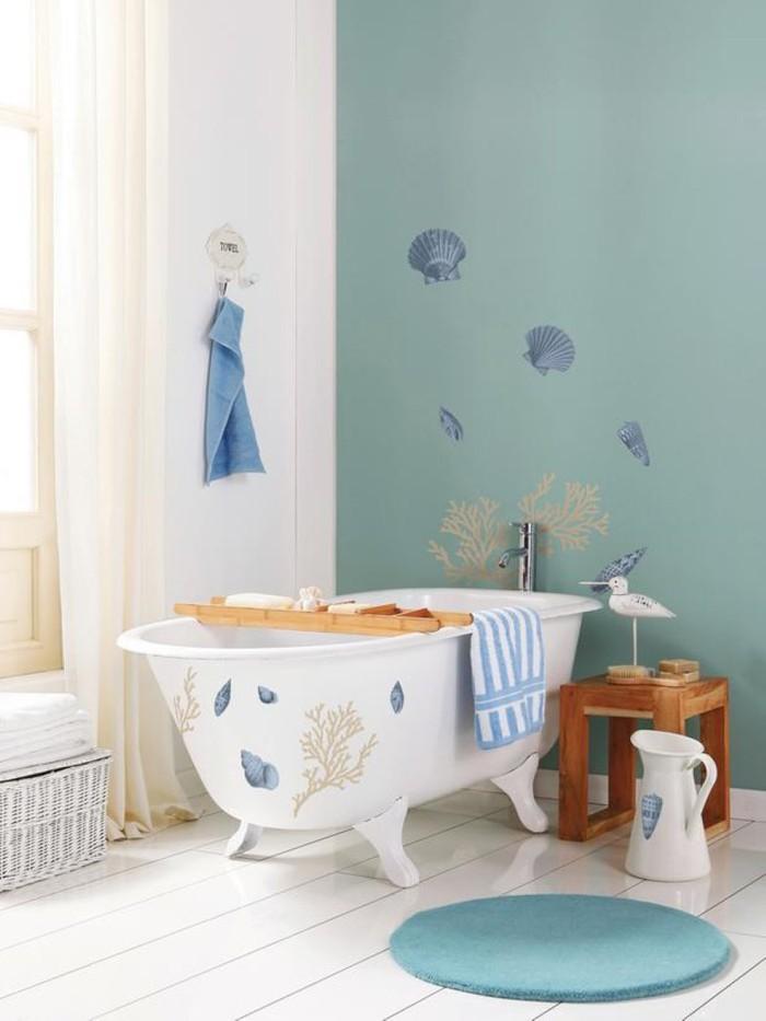freistehende badewanne badezimmer ideen 5
