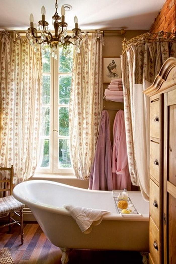 freistehende badewanne badezimmer ideen 10