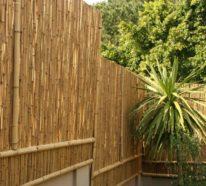 Garten Sichtschutz sorgt für angenehmes Verweilen im eigenen Außenbereich