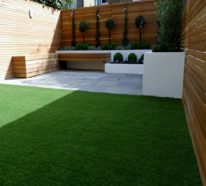 werbung - Moderner Garten Sichtschutz