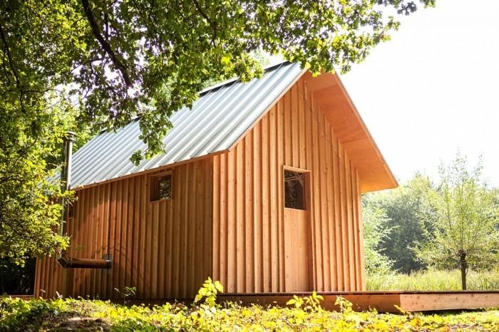 gartenhaus holz kleine gartenhäuser