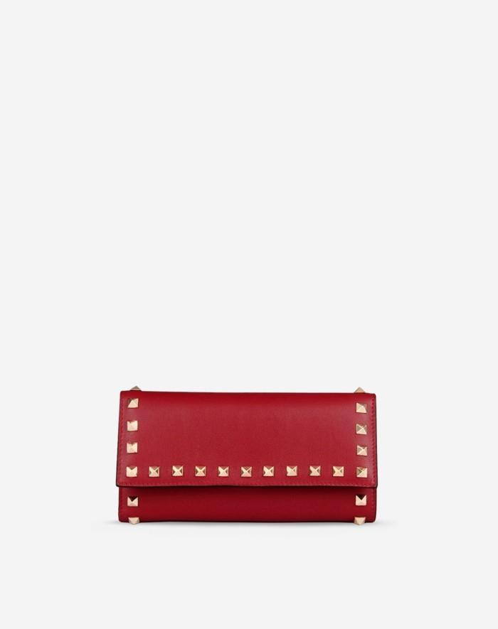 geldbeutel damen valentino rot dekoration