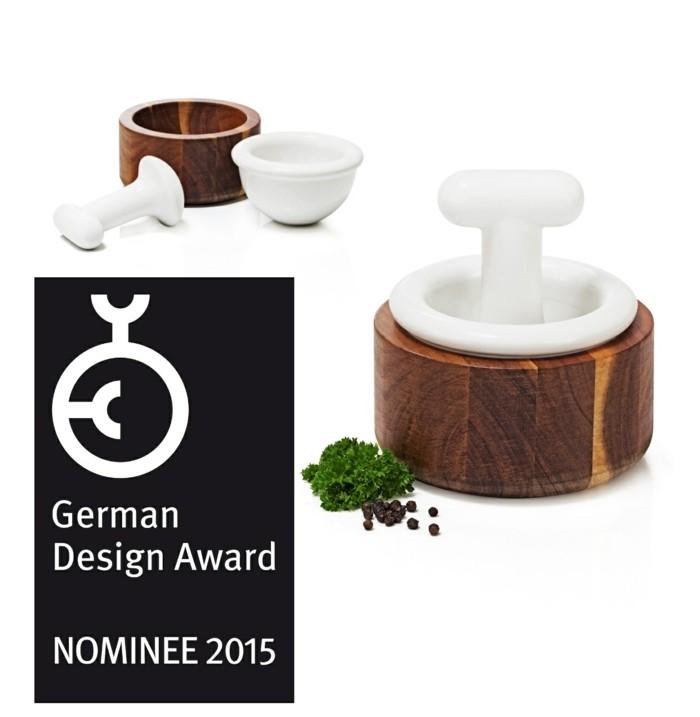 german design award 2015 mortar pestle by tonfisk design