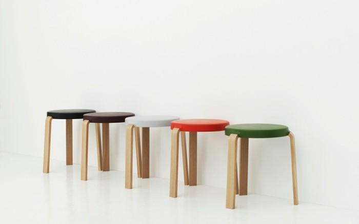 german design award 2016 hocker holz skandinavisches design normann copenhagen