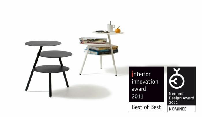 german design award 2017 beistelltisch trio appelius